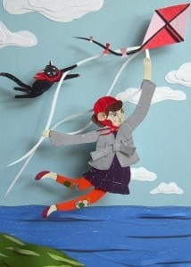 Flight by Kite